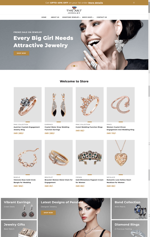 The Art Jewelry-Created by Studio Craftspeople
